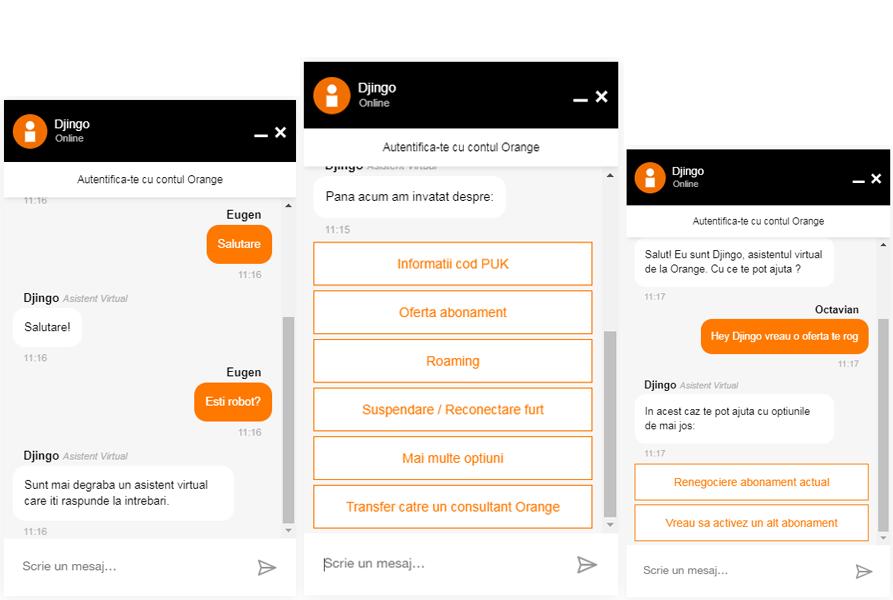 Conditiile Generale Internet Acum PrePay - Orange