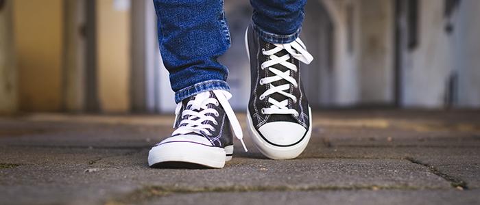 Pietricica din pantof