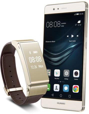 Comandă noul Huawei P9 și primești cadou o brățară Talkband B2