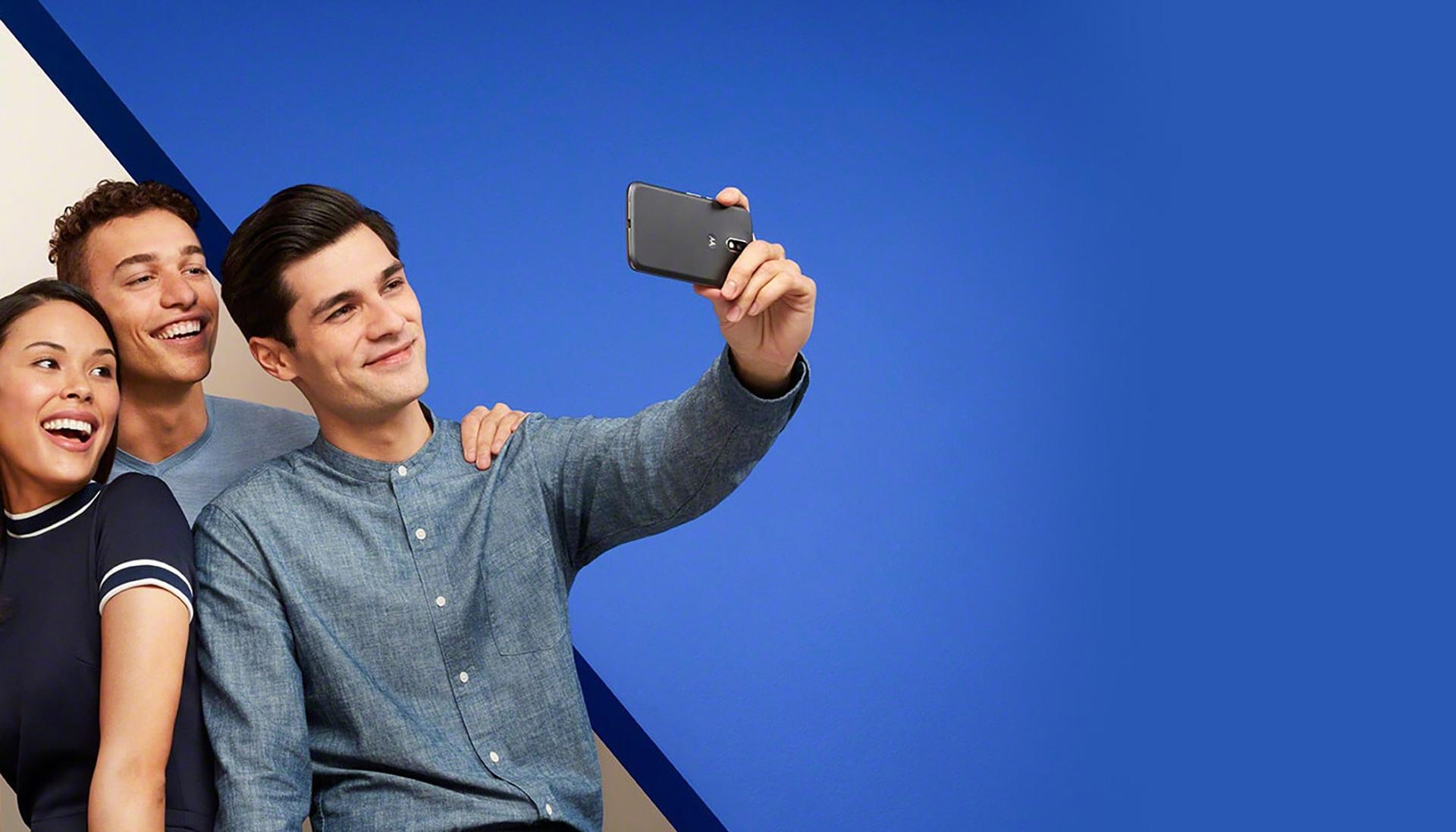 Fotografii de grup si selfie-uri grozave