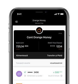 Orange verificare credit cartela prepay online