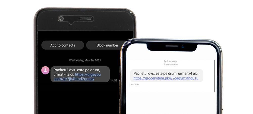 Informare de securitate cibernetică – alertă înșelătorie prin SMS