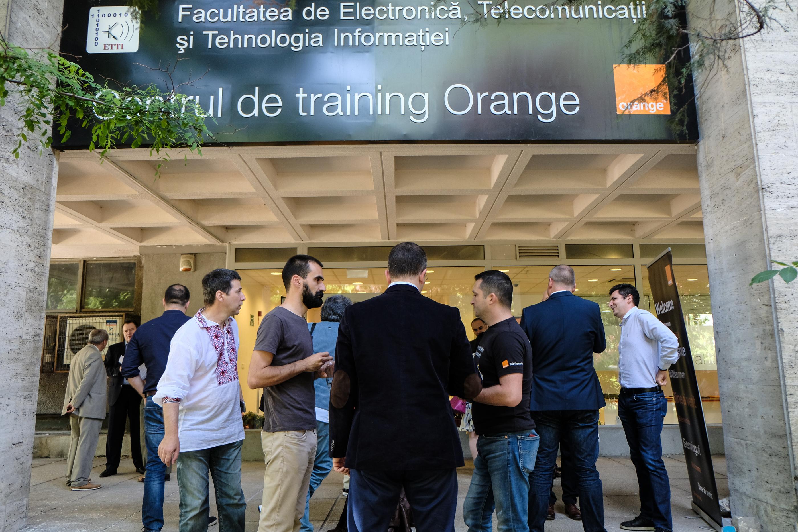 40 de viitori specialişti în telecomunicații au absolvit Orange Educational Program