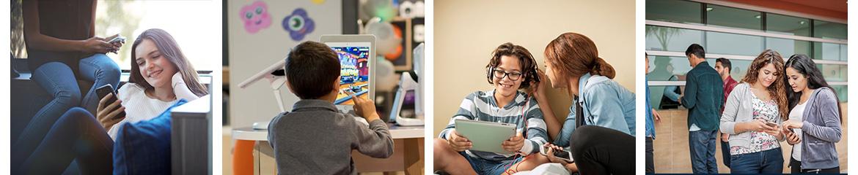 Ştiai că 27,5% dintre copii cu vârste între 12-17 ani petrec peste 6 ore online într-o zi de şcoală?
