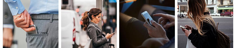 Nomofobia: teama de a rămâne fără telefon