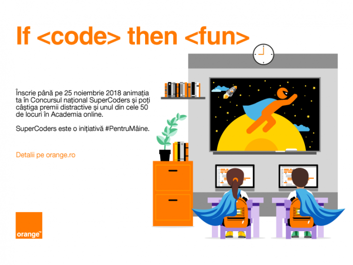 Concurs national SuperCoders2018