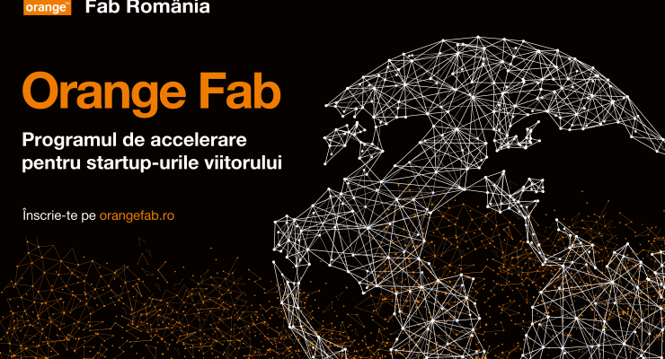 Colaborare Orange Fab - The Grape pentru startup-urile tech din Iași
