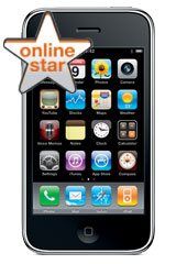 iPhone 3GS 8 GB black