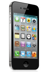 iPhone 4S 32GB Black