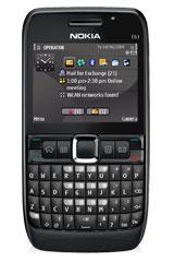 Nokia E63 black