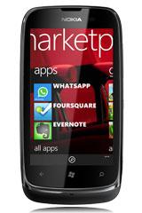 Nokia 610 NFC