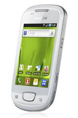 Samsung Galaxy mini White